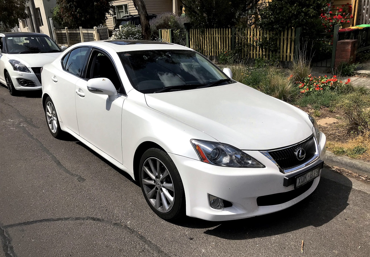 Picture of Ian's 2010 Lexus IS250