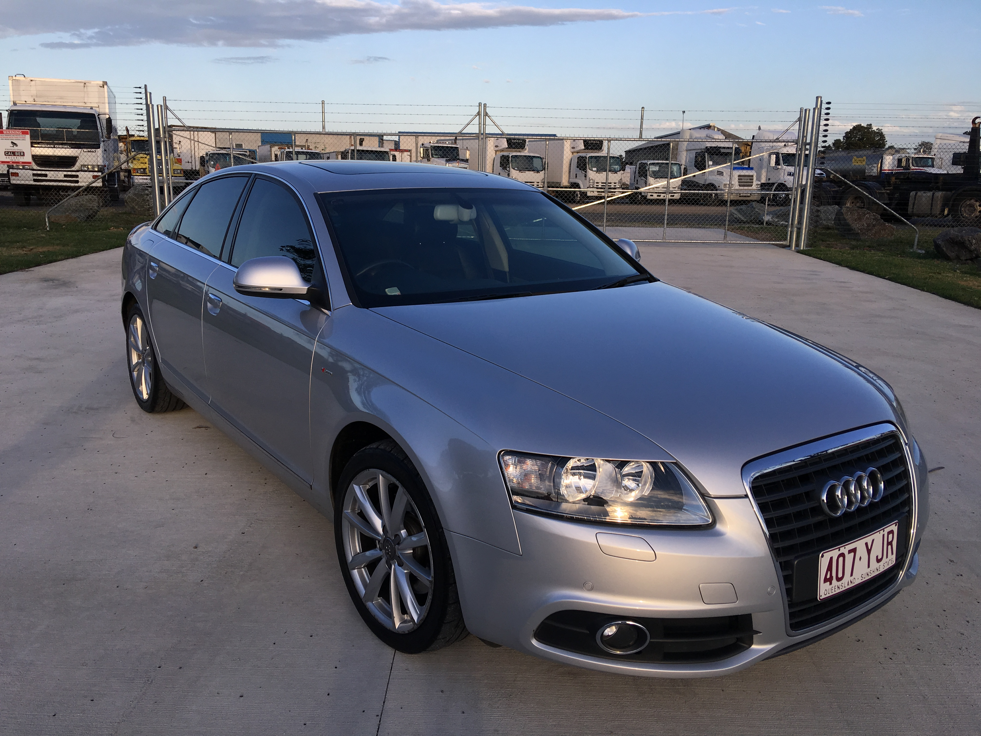 Picture of Paul's 2010 Audi A6