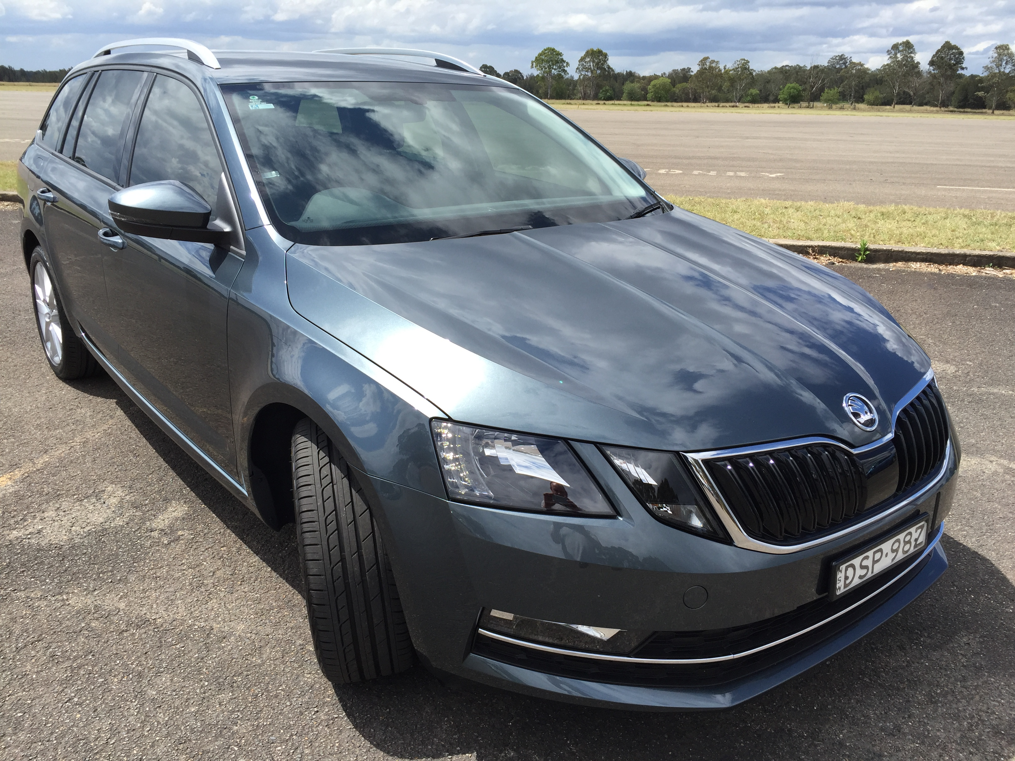 Picture of Nathan's 2017 Skoda Octavia