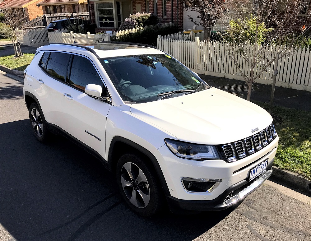 Picture of Nunzio's 2018 Jeep Compass limited