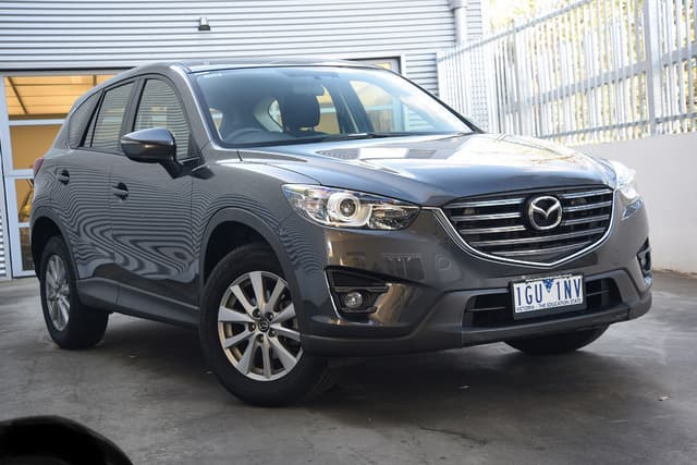 Picture of Sarah's 2016 Mazda CX-5