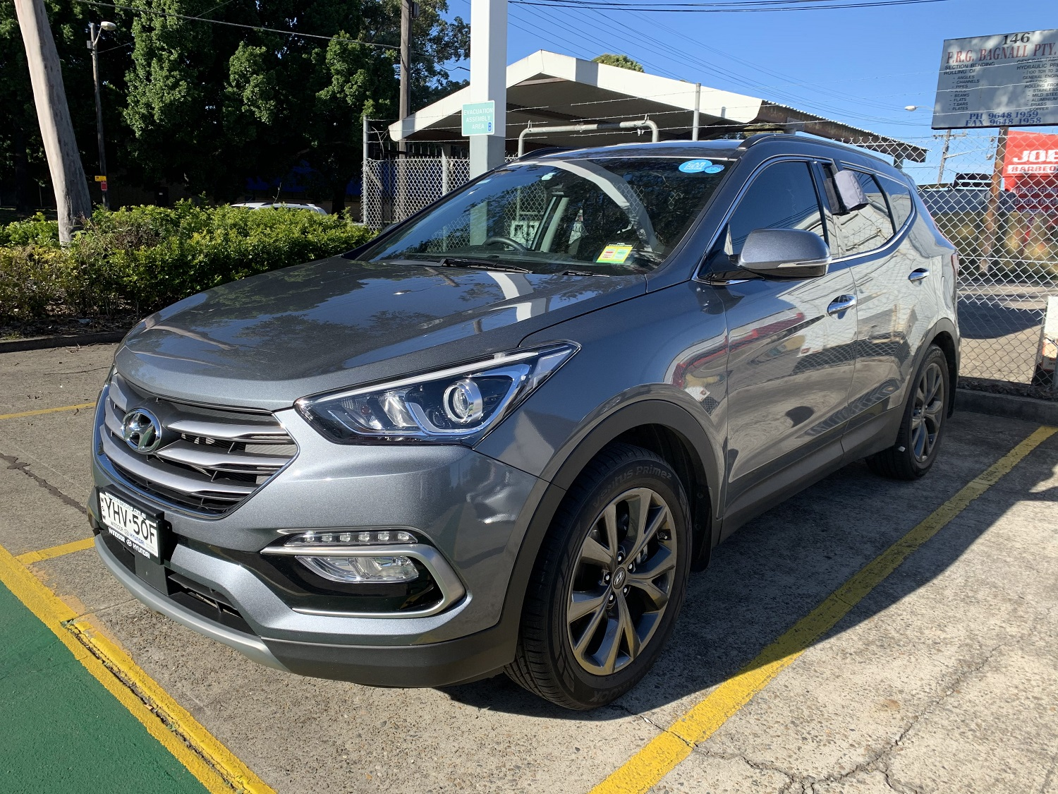 Picture of Raj's 2017 Hyundai Santa Fe