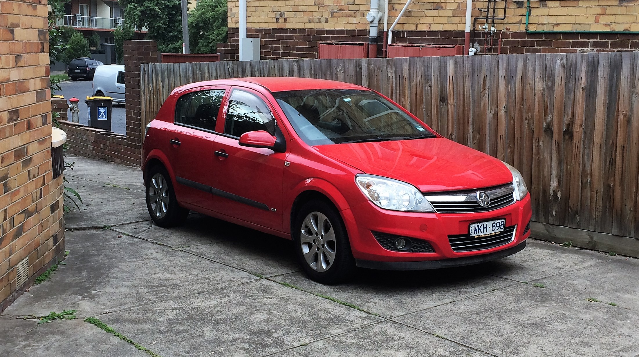 Picture of Alitta's 2008 Holden Astra