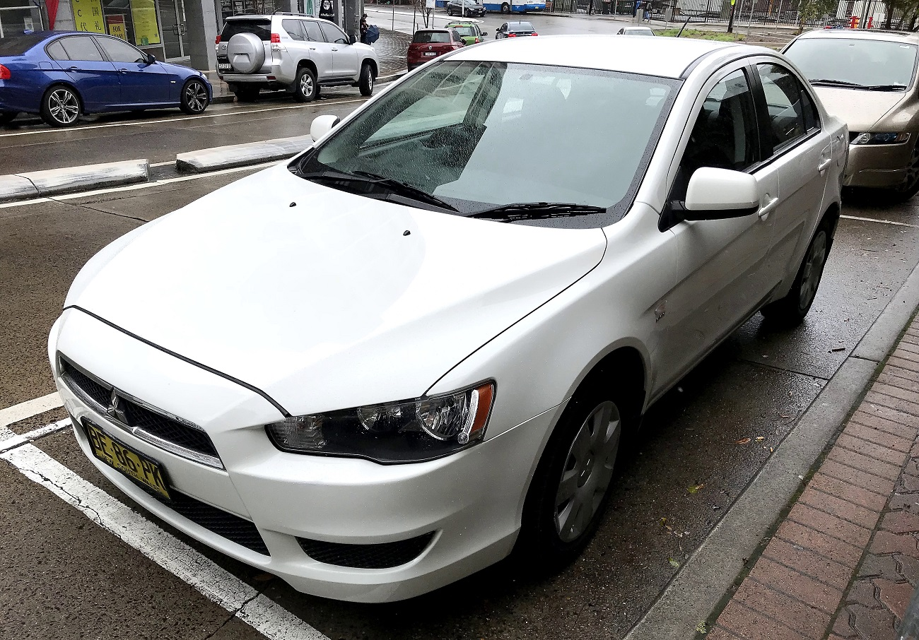 Picture of Keran's 2010 Mitsubishi Lancer