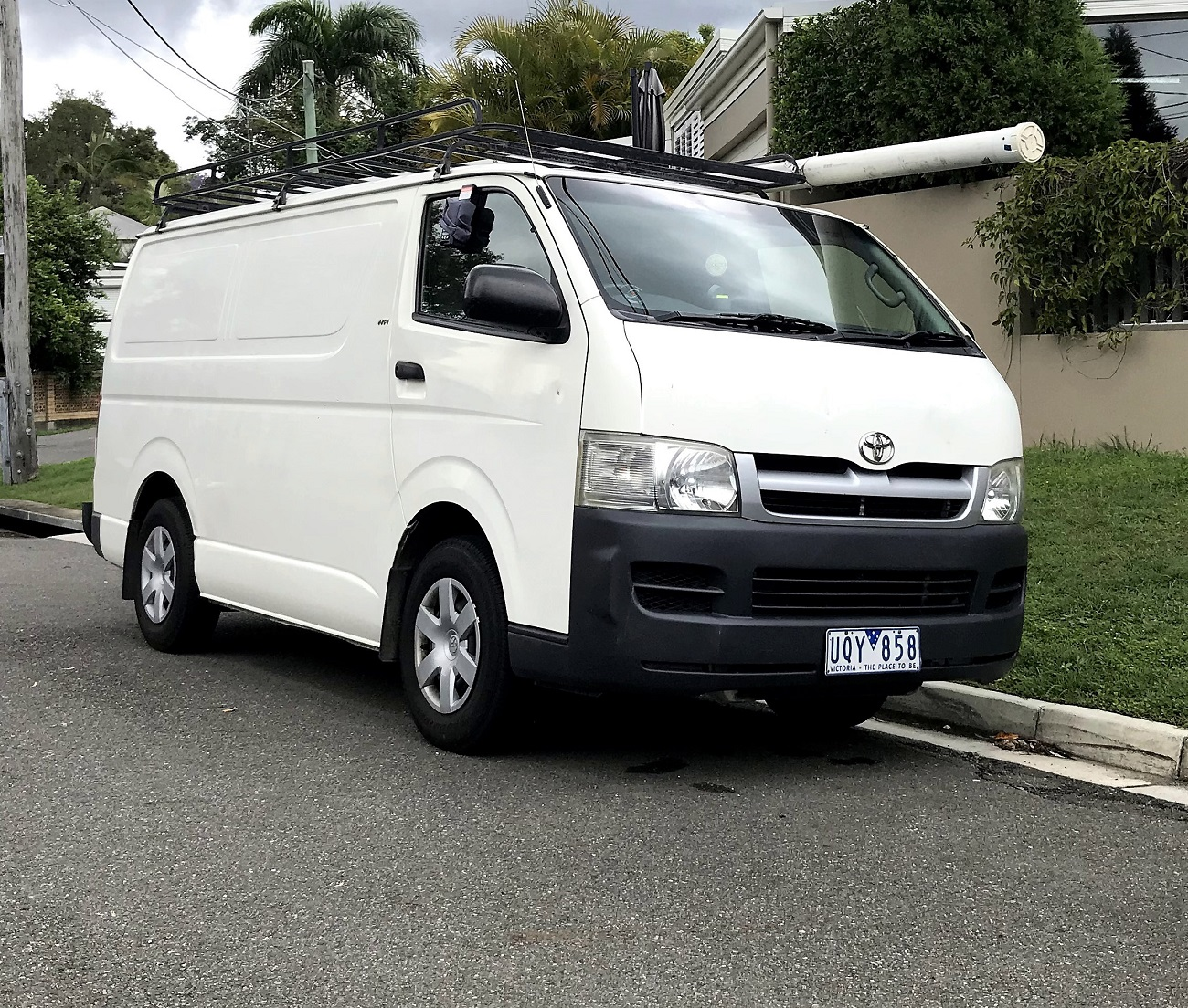 Picture of Jarryd's 2007 Toyota Hiace