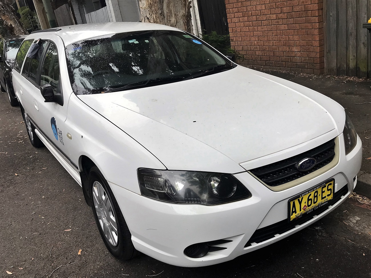 Picture of John's 2008 Ford Falcon