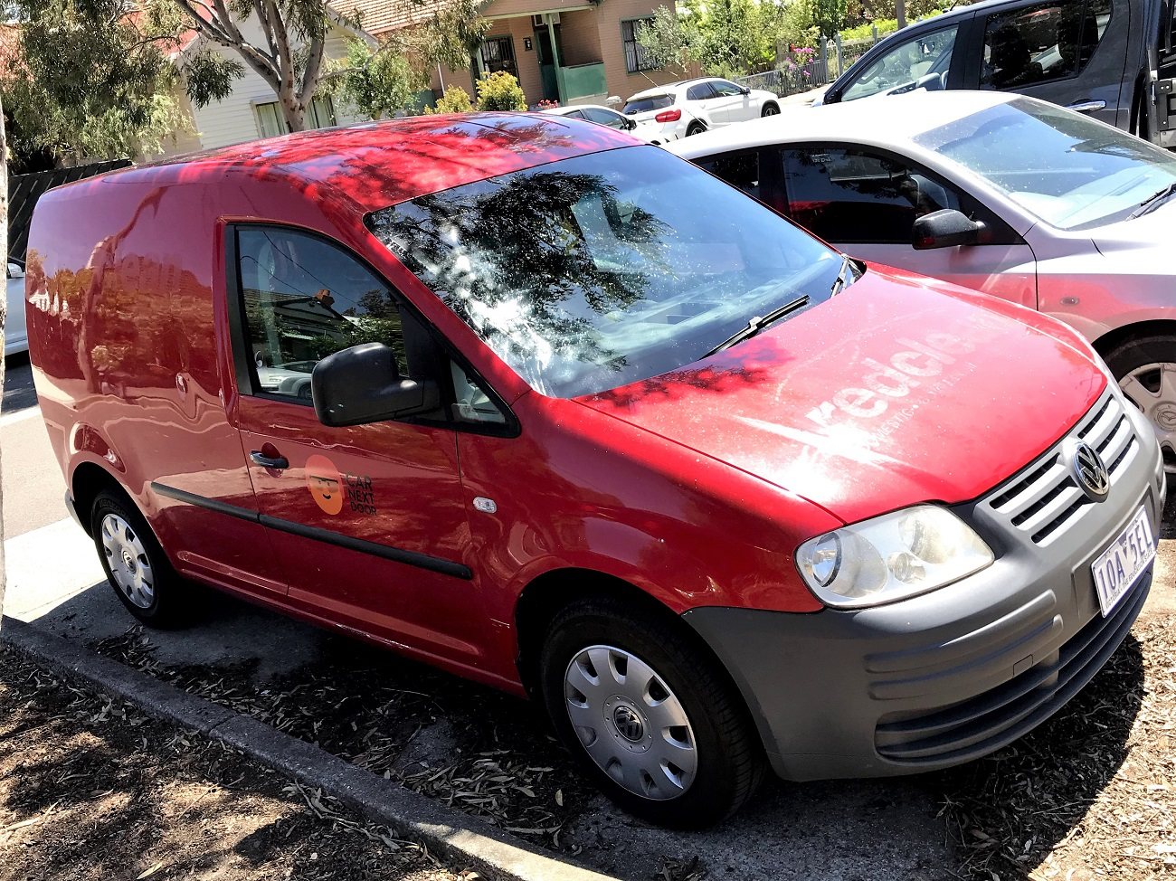 Picture of Timur's 2007 Volkswagen Caddy