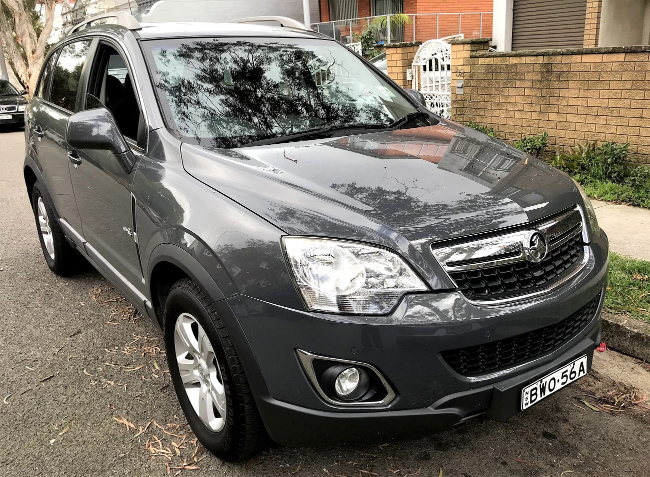 Picture of Daniel's 2011 Holden Captiva 5