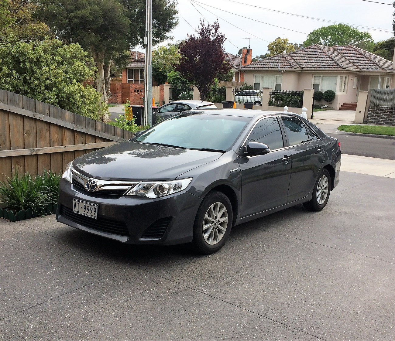 Picture of Dharmendra's 2014 Toyota Camry