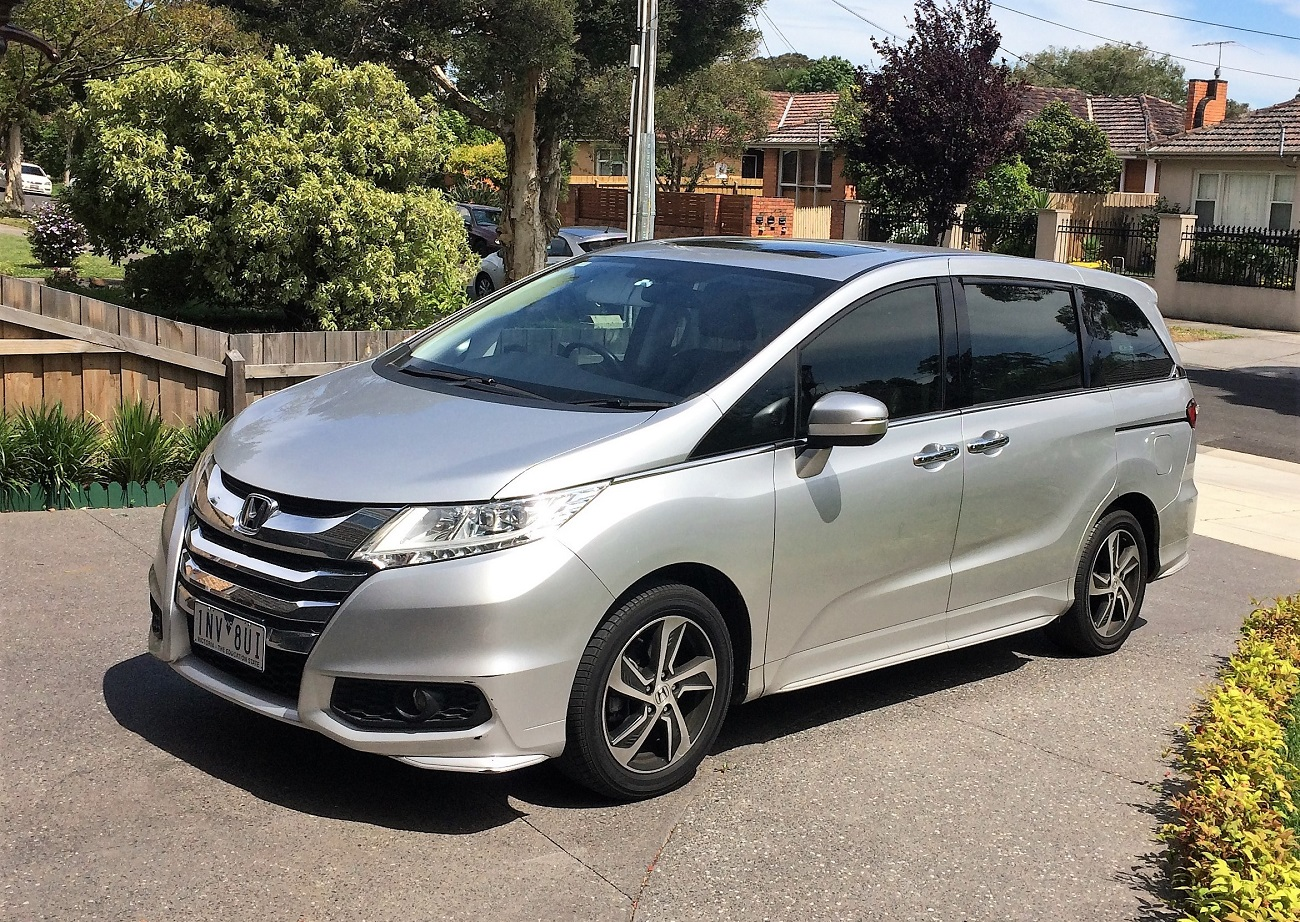 Picture of Dharmendra's 2016 Honda Odyssey