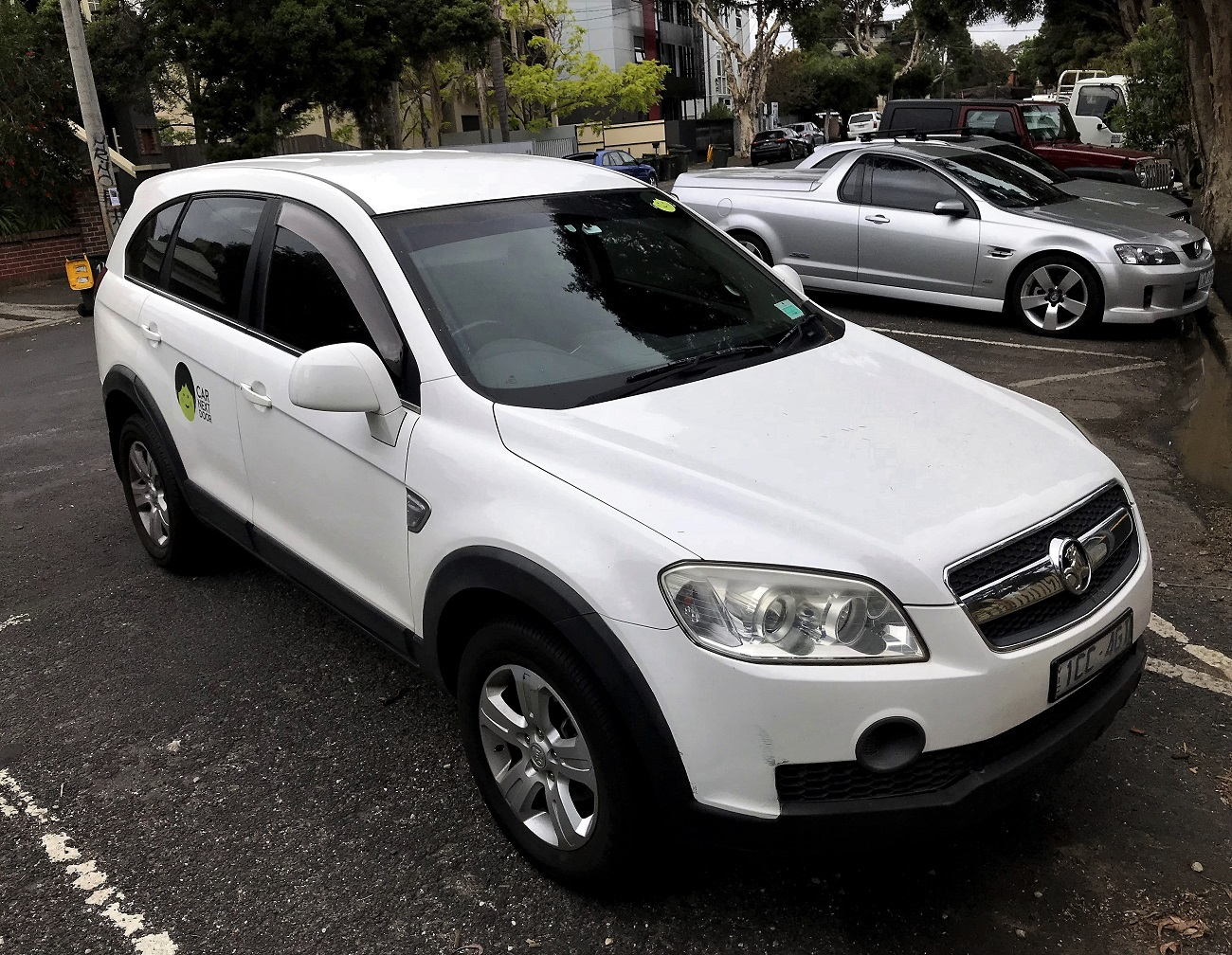 Picture of Kelly's 2007 Holden Captiva