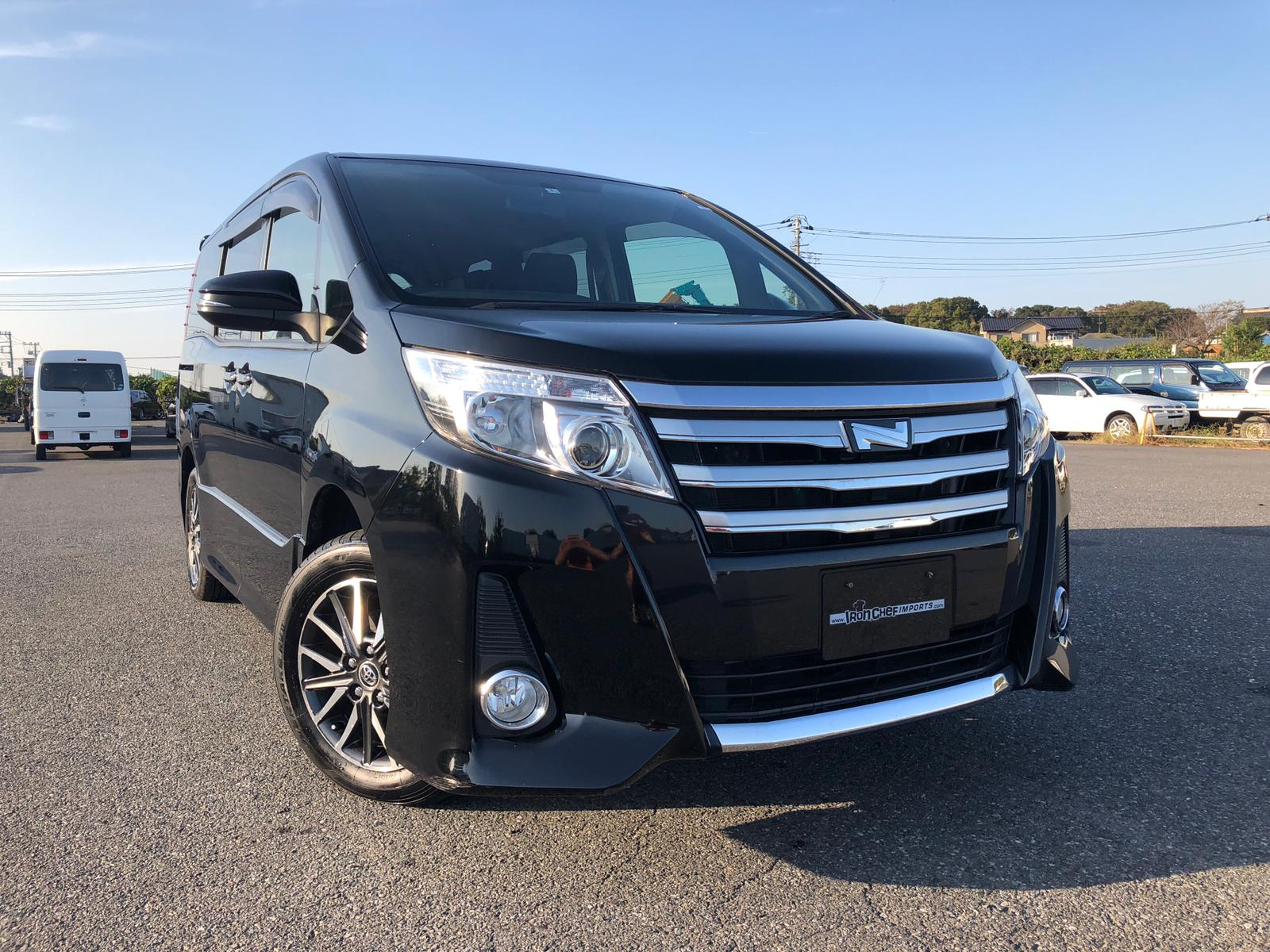 Picture of Anthony's 2014 Toyota Noah