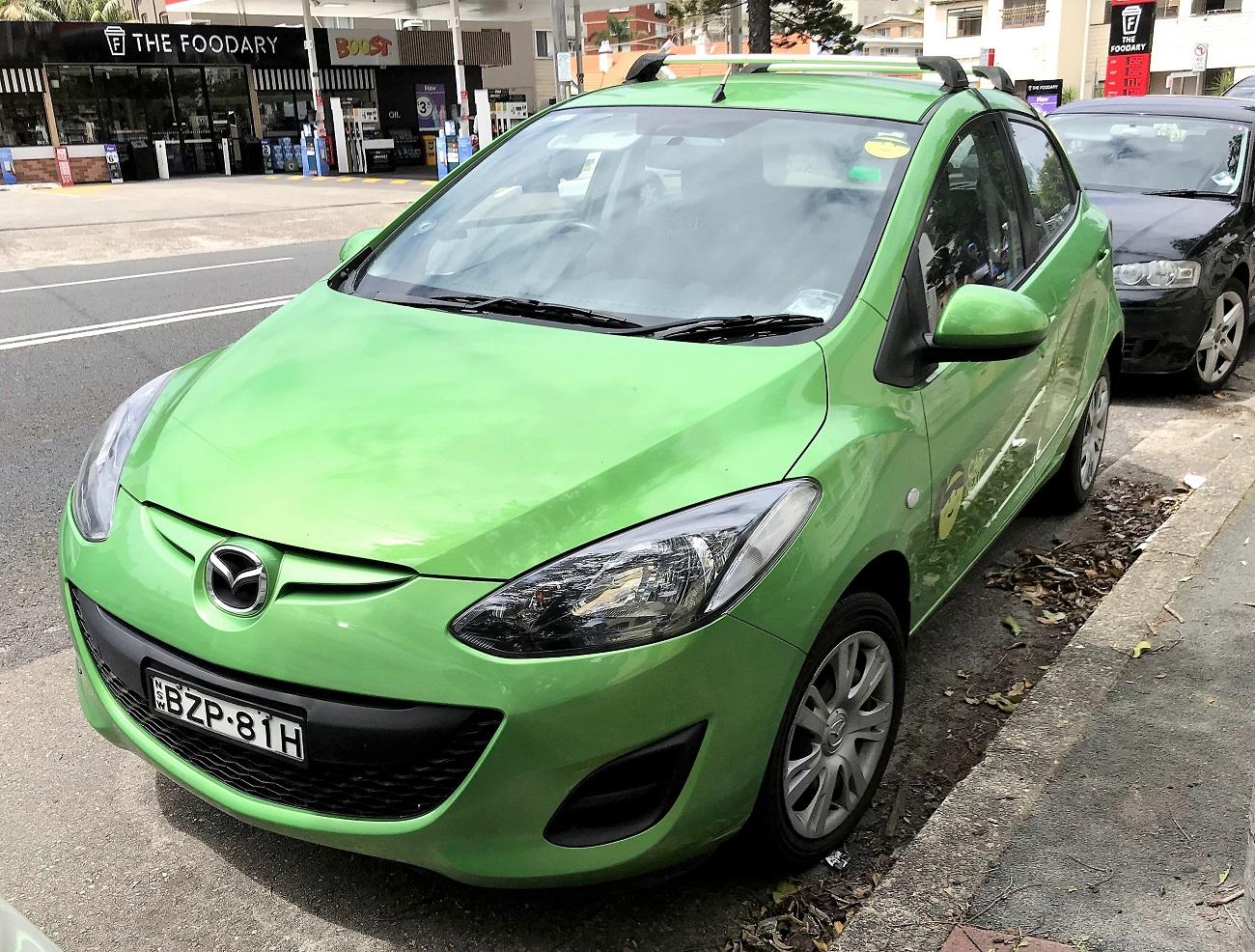 Picture of Per's 2011 Mazda 2