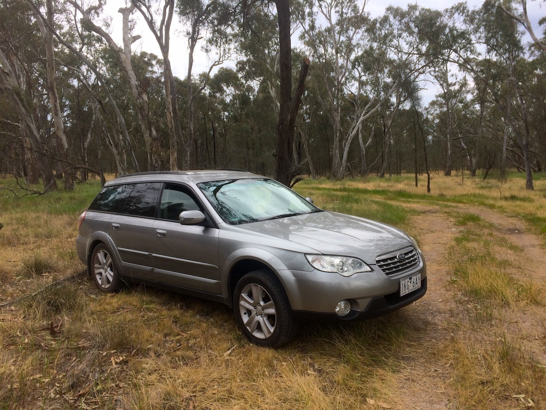 Picture of Michael's 2008 Subaru Outback