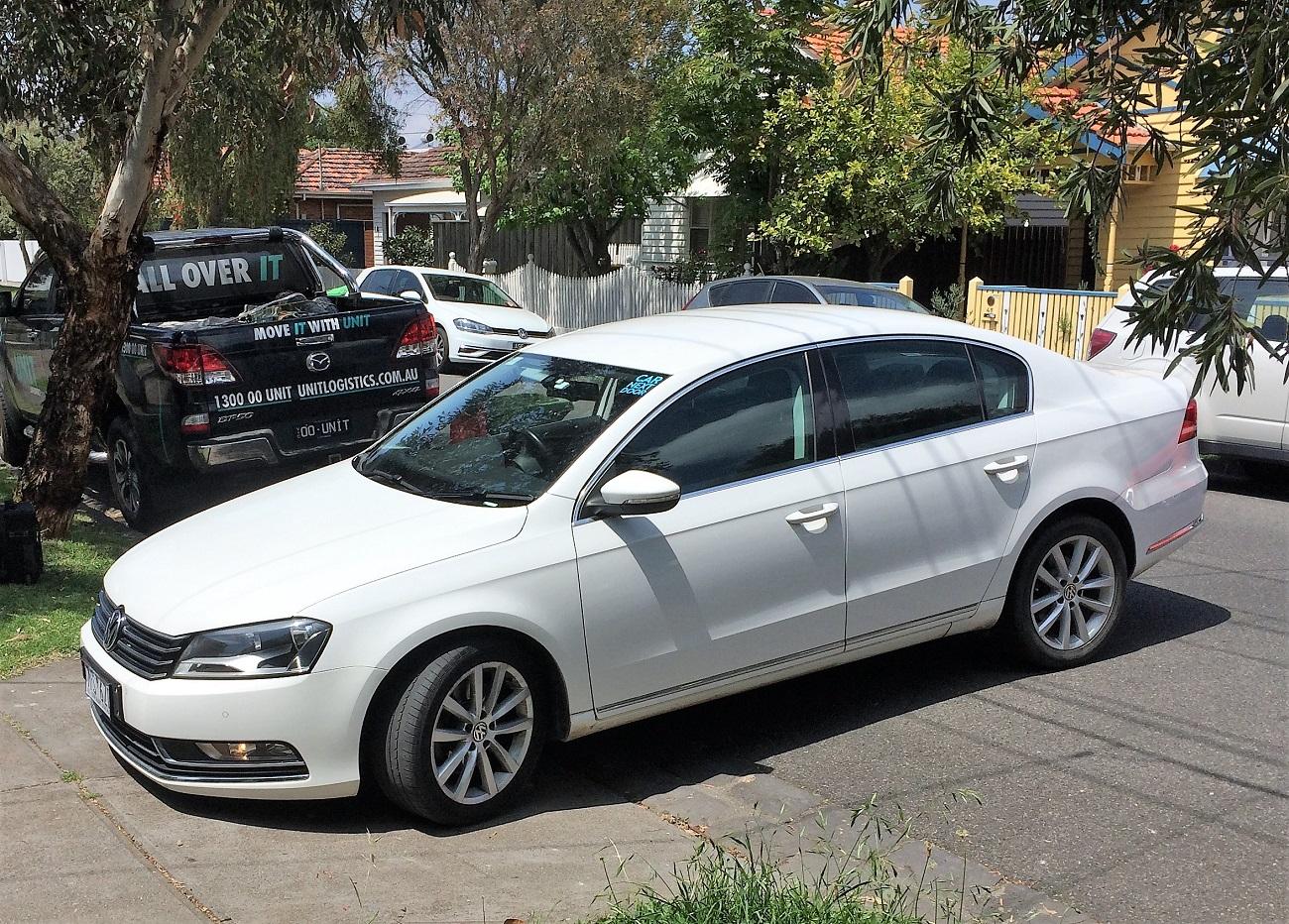 Picture of Vanessa's 2012 Volkswagen Passat