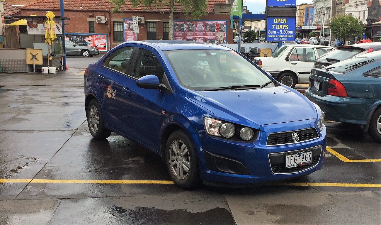 Picture of Francesco's 2012 Holden BarIna