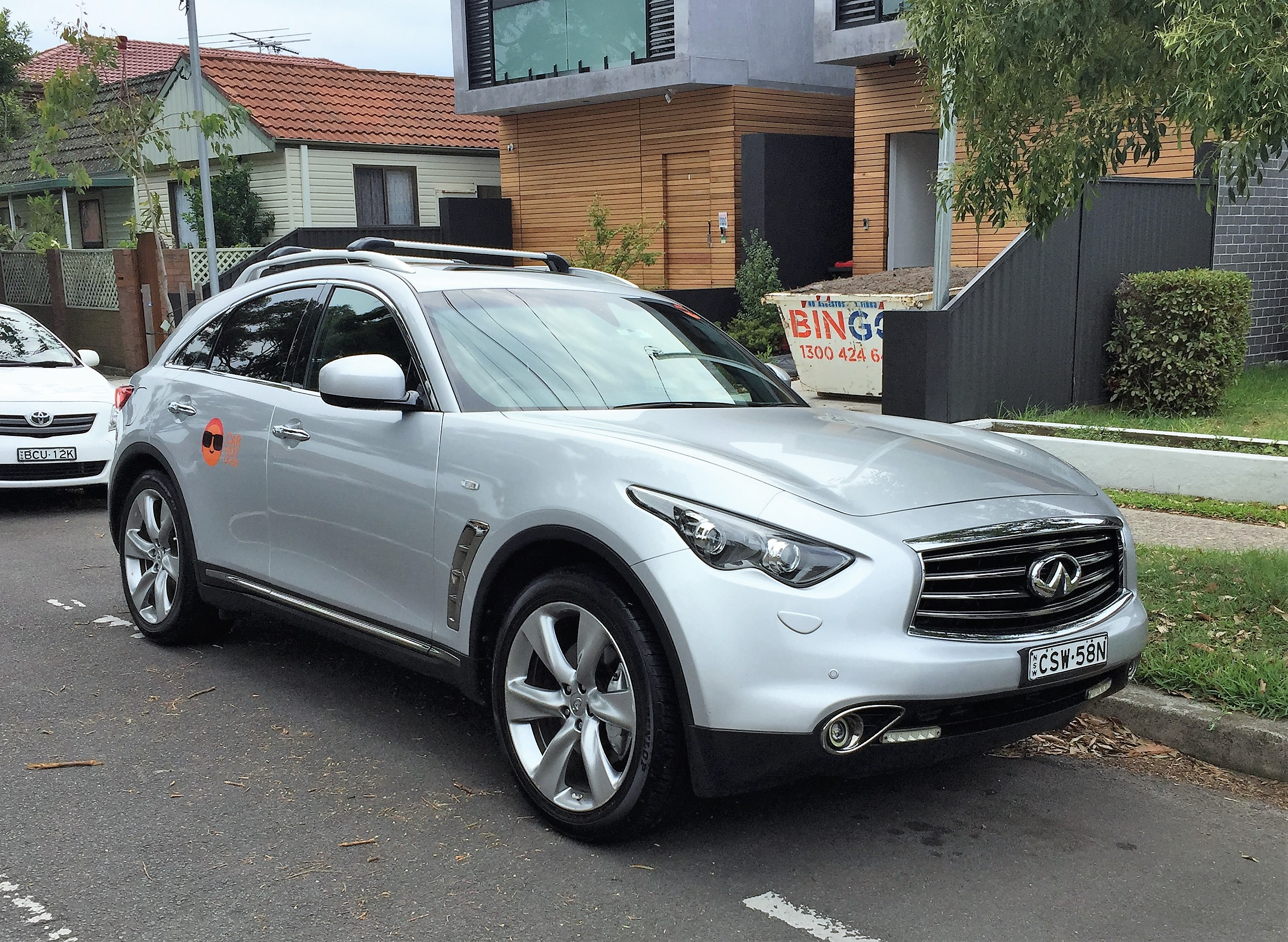Picture of Suraj's 2013 Infiniti FX 30D