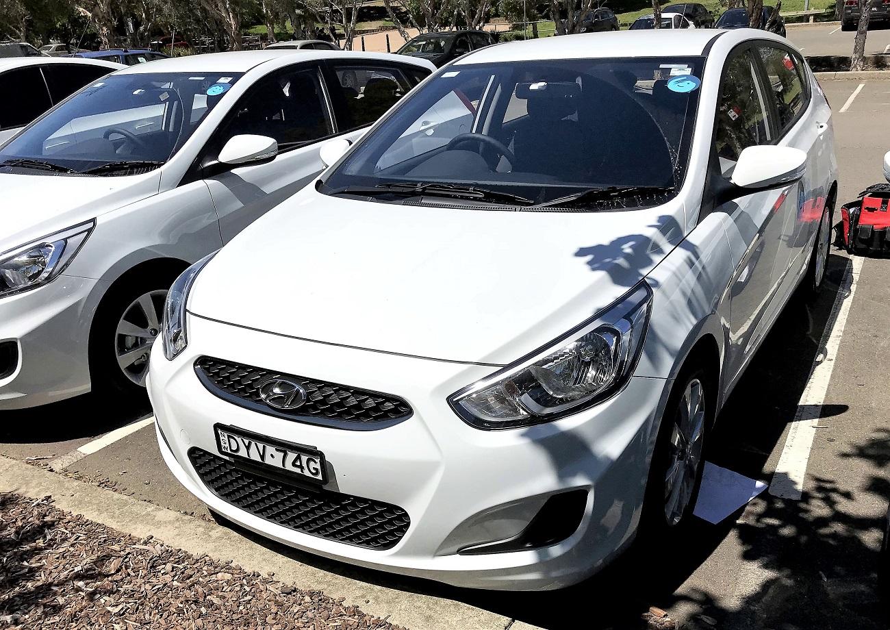 Picture of CarNextDoor's 2018 Hyundai Accent