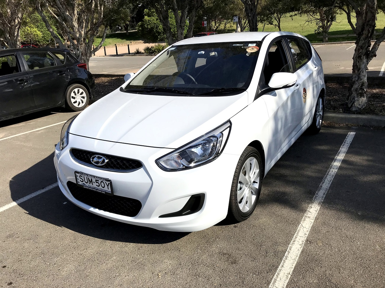 Picture of CarNextDoor's 2018 Hyundai Accent