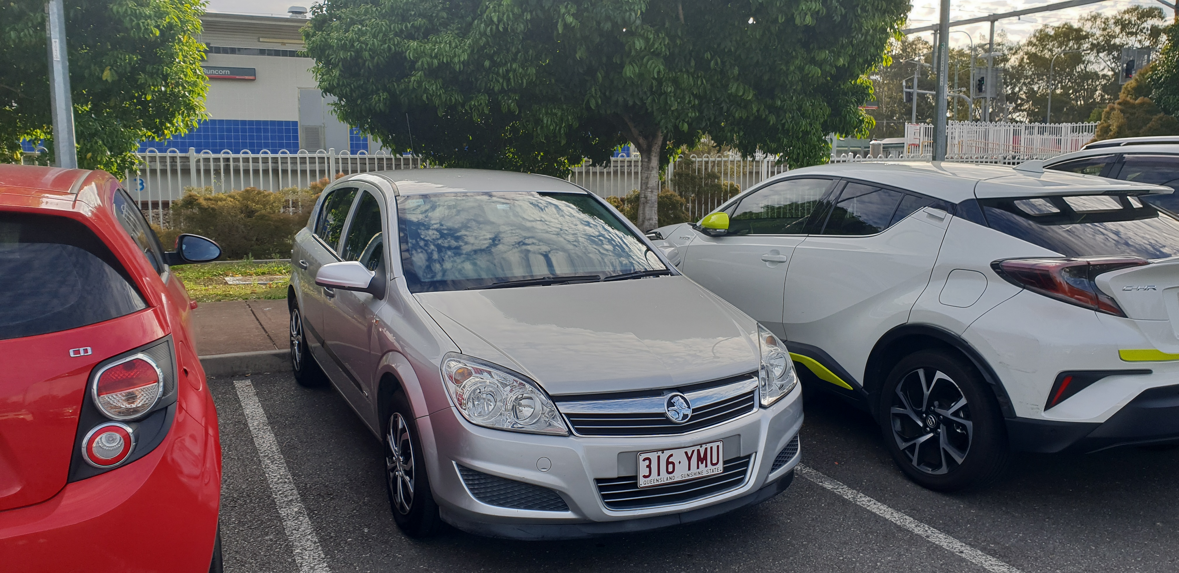 Picture of Mitchell's 2007 Holden Astra