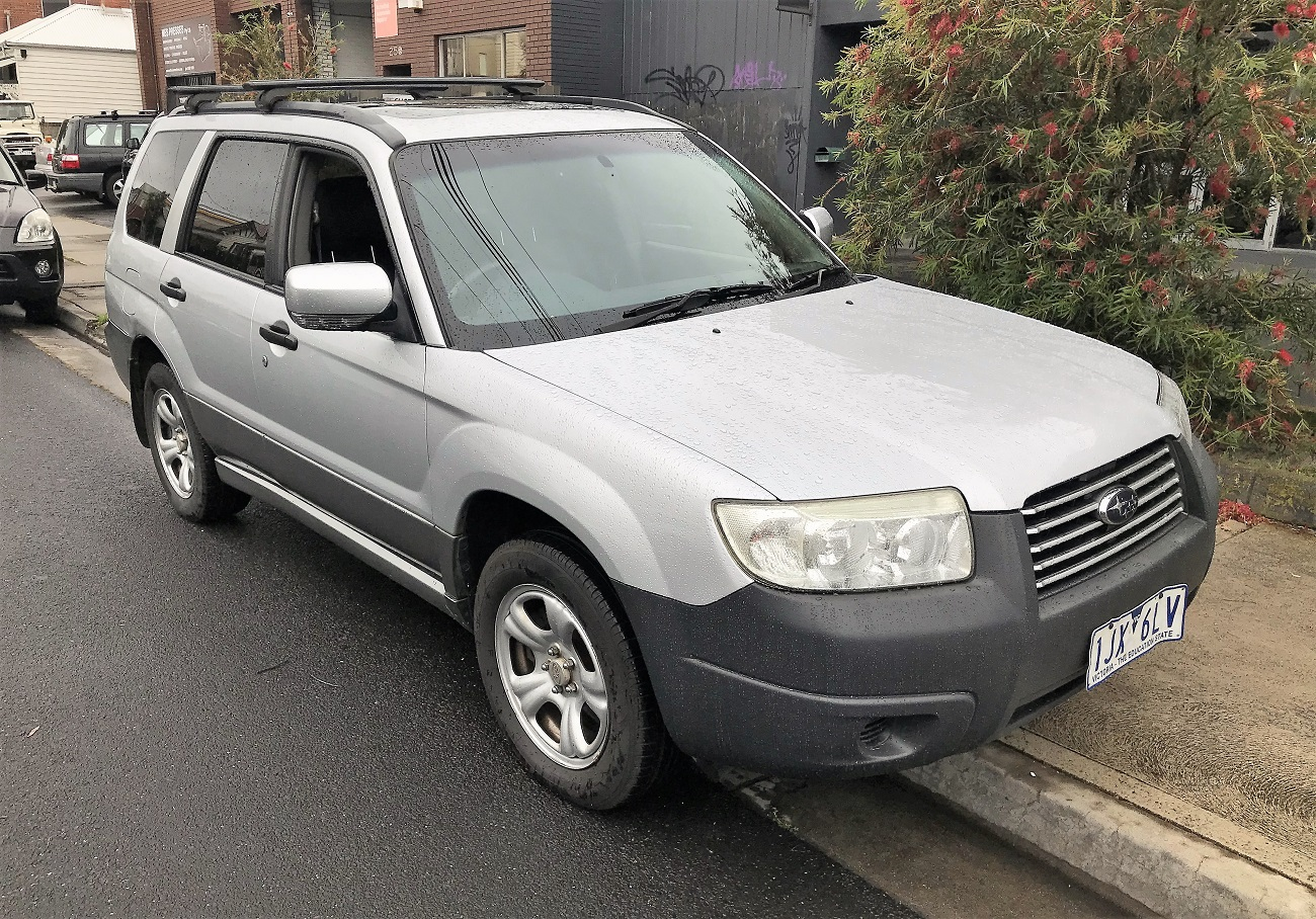 Picture of Giang's 2007 Suburu Forester