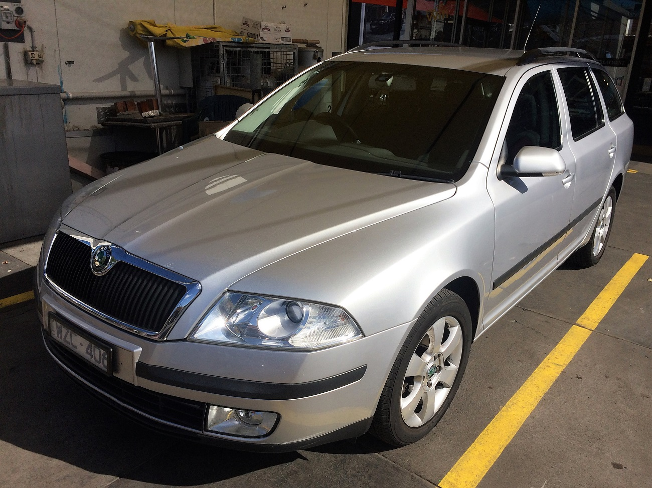 Picture of Francesco's 2009 Skoda Octavia