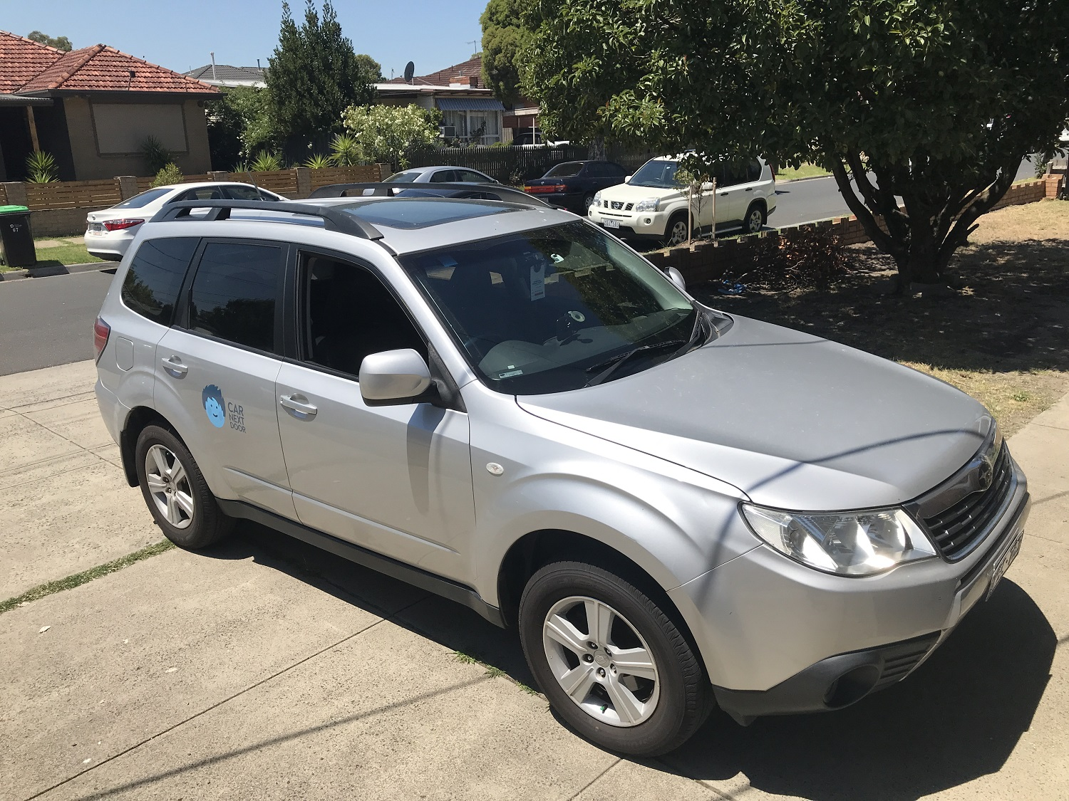 Picture of Hieu's 2008 Subaru Forester