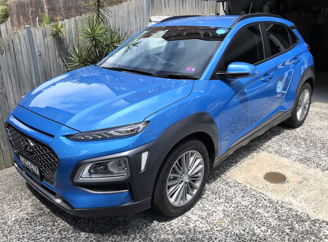 Picture of Michael's 2018 Hyundai Kona