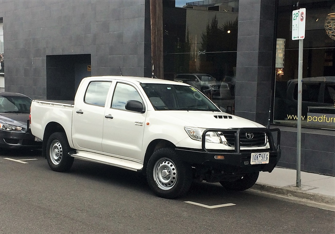 Picture of Guy's 2015 Toyota Hilux