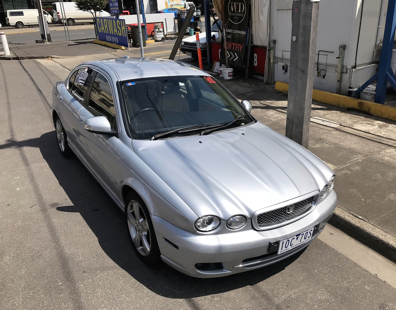 Picture of Francesco's 2010 Jaguar Xtype
