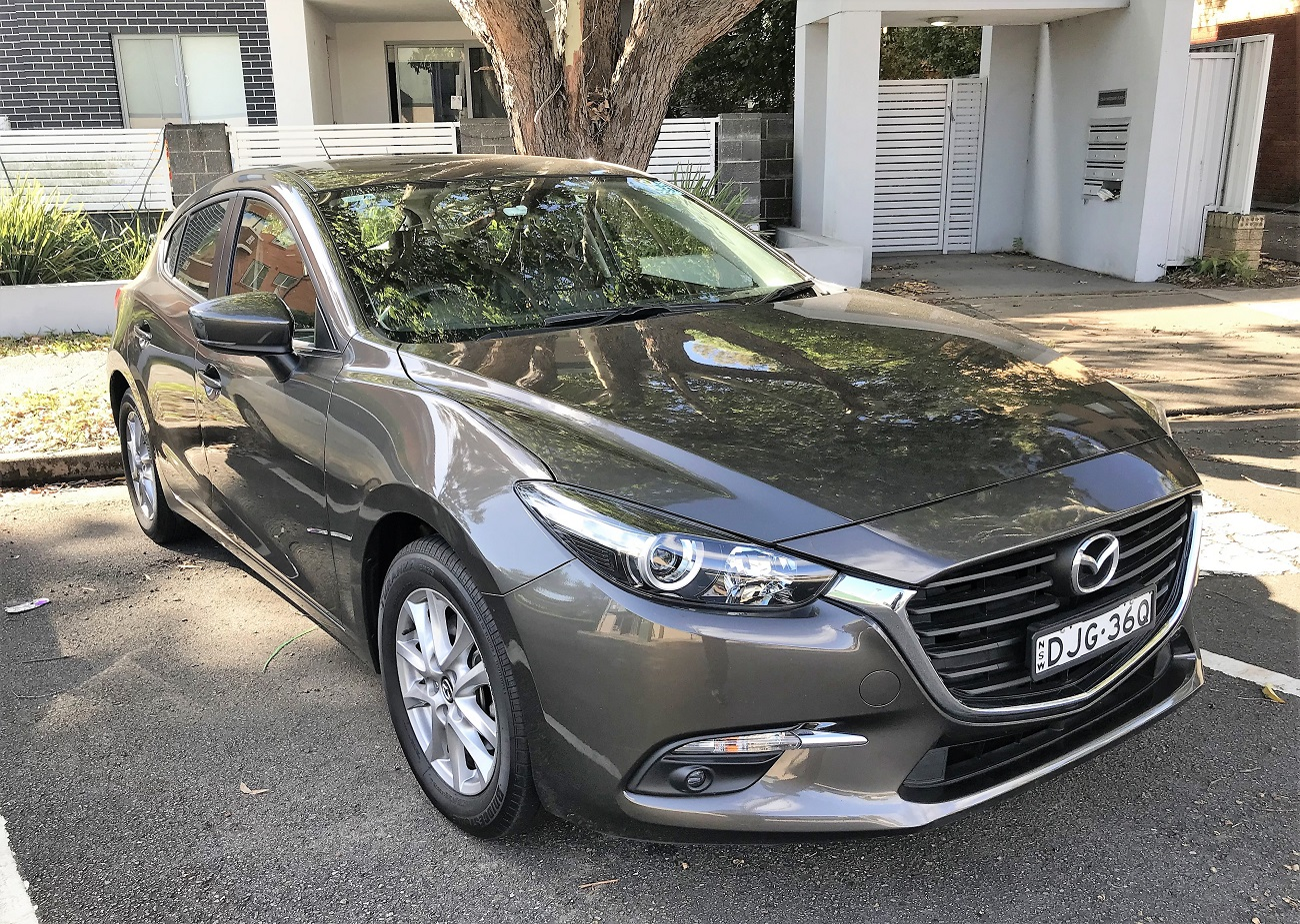 Picture of Faiza's 2016 Mazda 3
