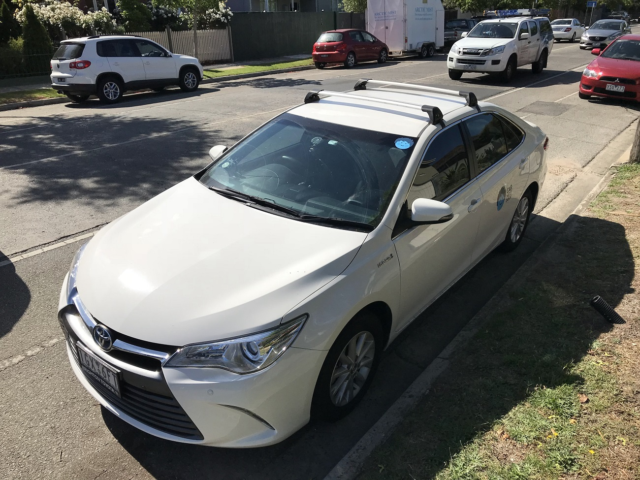 Picture of Charles' 2015 Toyota Camry Hybrid