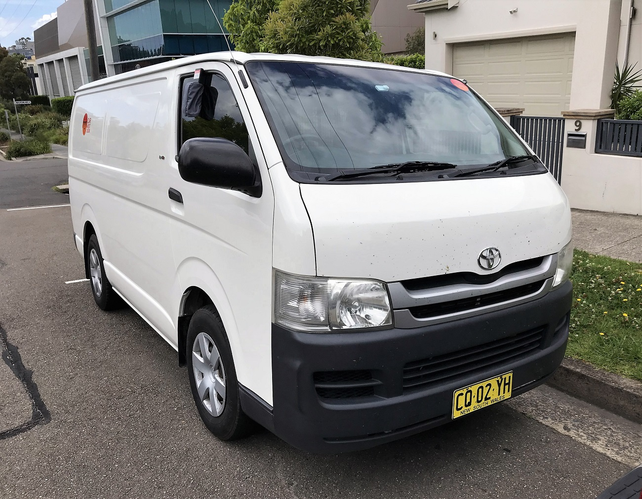 Picture of Charles' 2009 Toyota Hiace