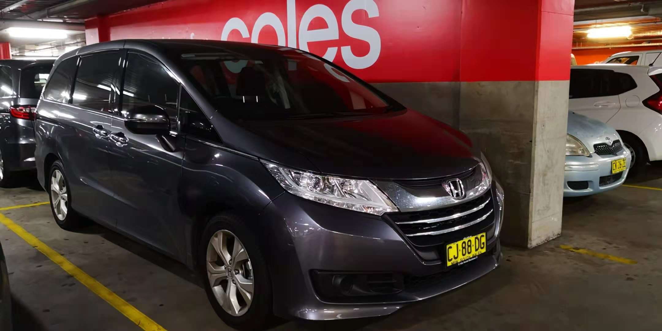 Picture of Zi's 2016 Honda Odyssey