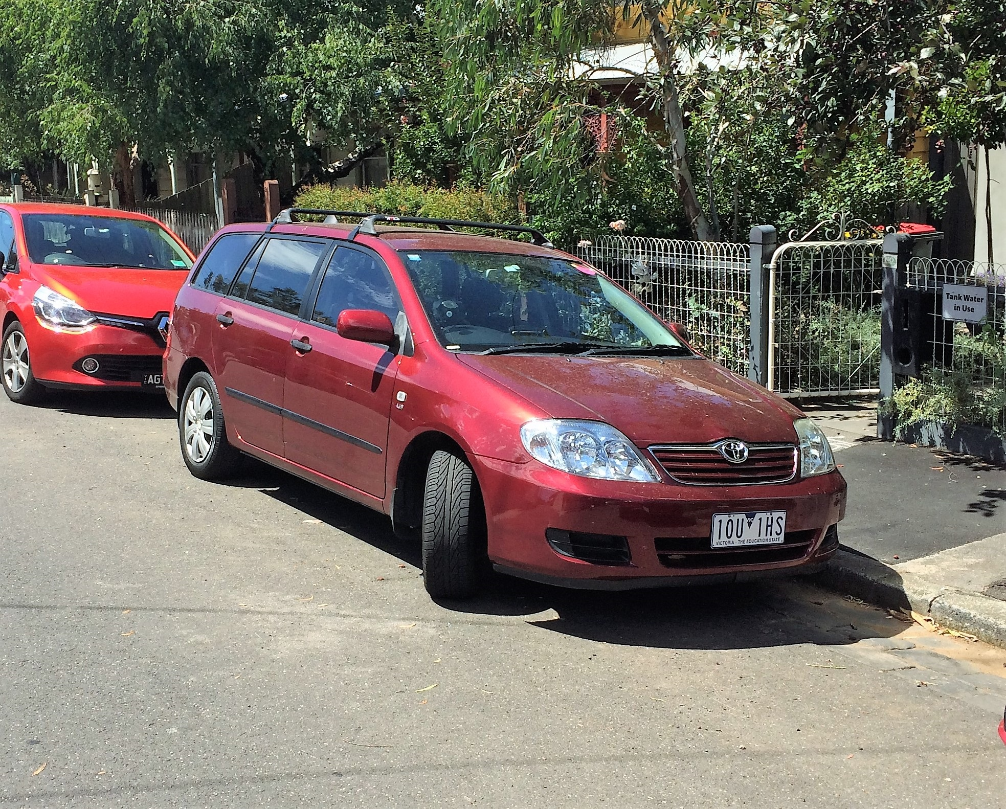 Picture of Sophie's 2004 Toyota Corolla
