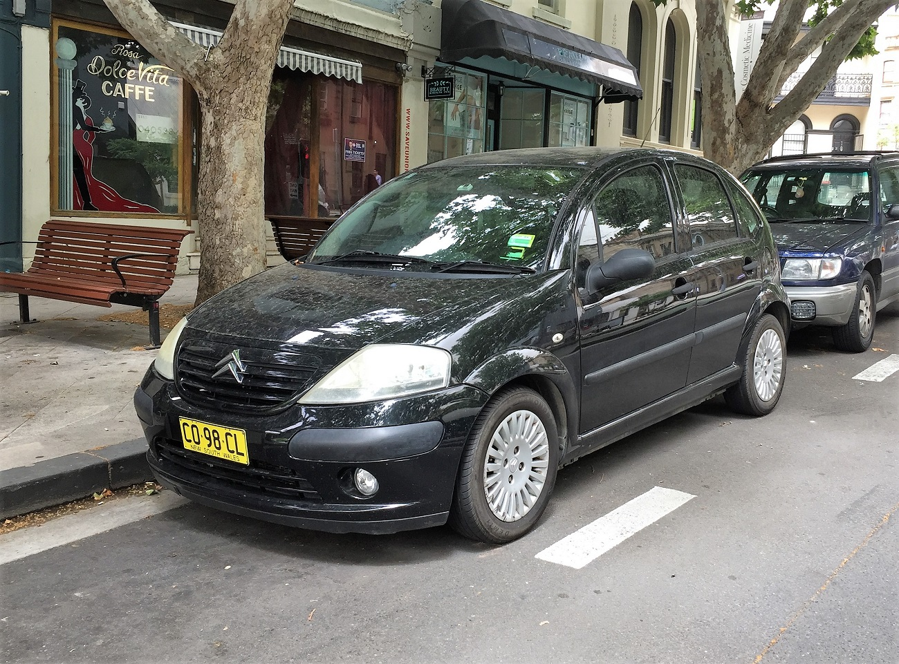 Picture of Ella's 2007 Citroen C3