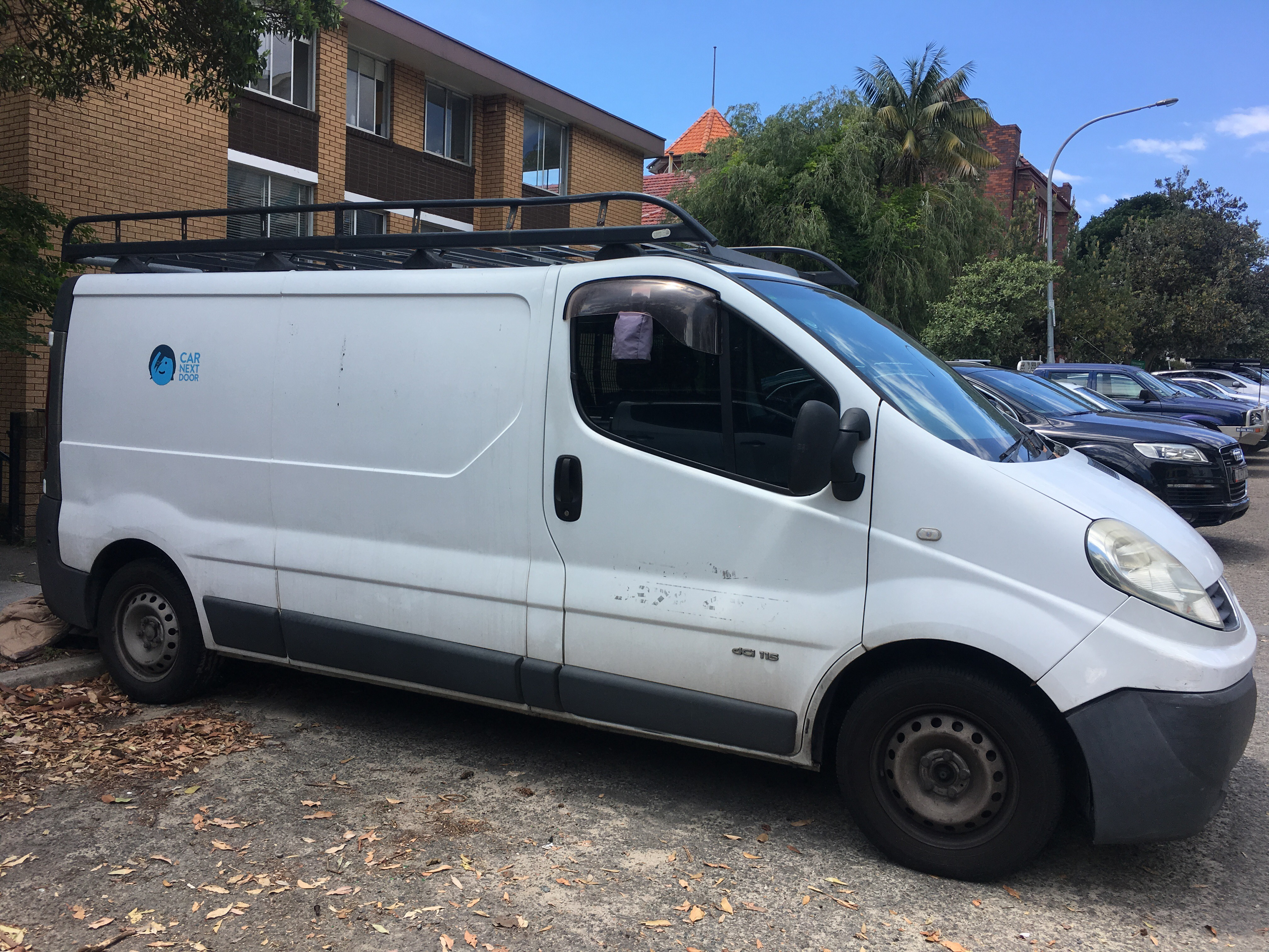 Picture of Alison's 2008 Renault Trafic