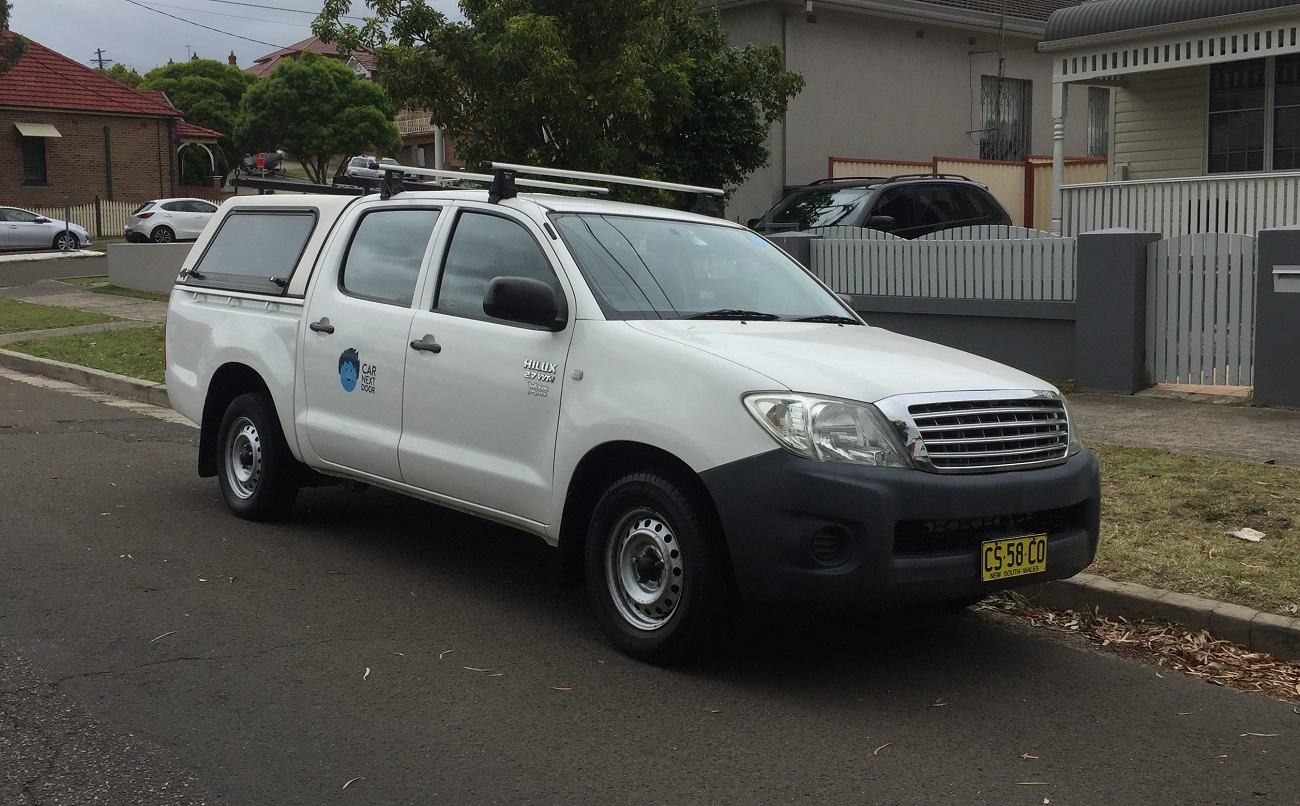 Picture of George's 2010 Toyota Hilux