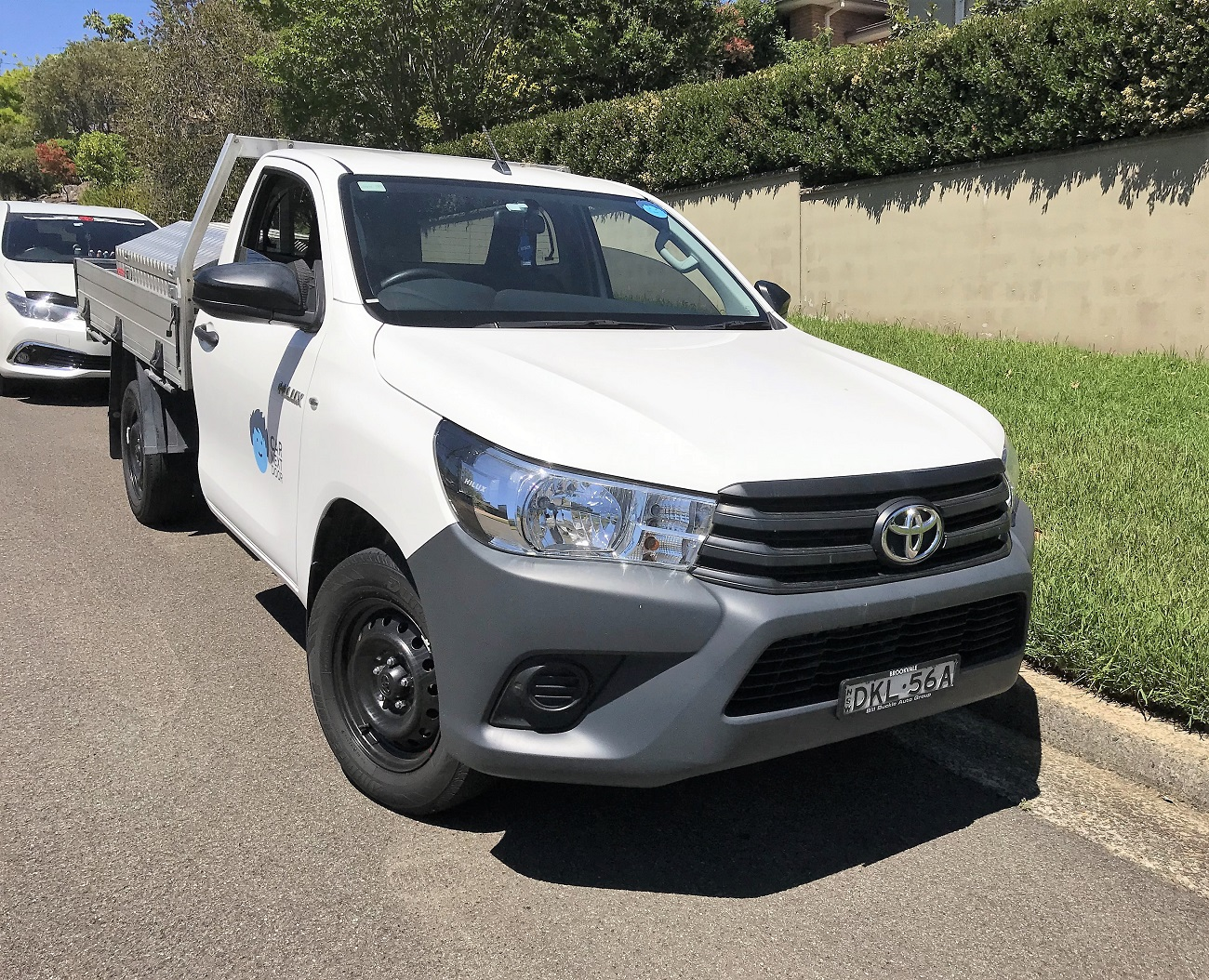 Picture of Jason John's 2016 Toyota Hilux