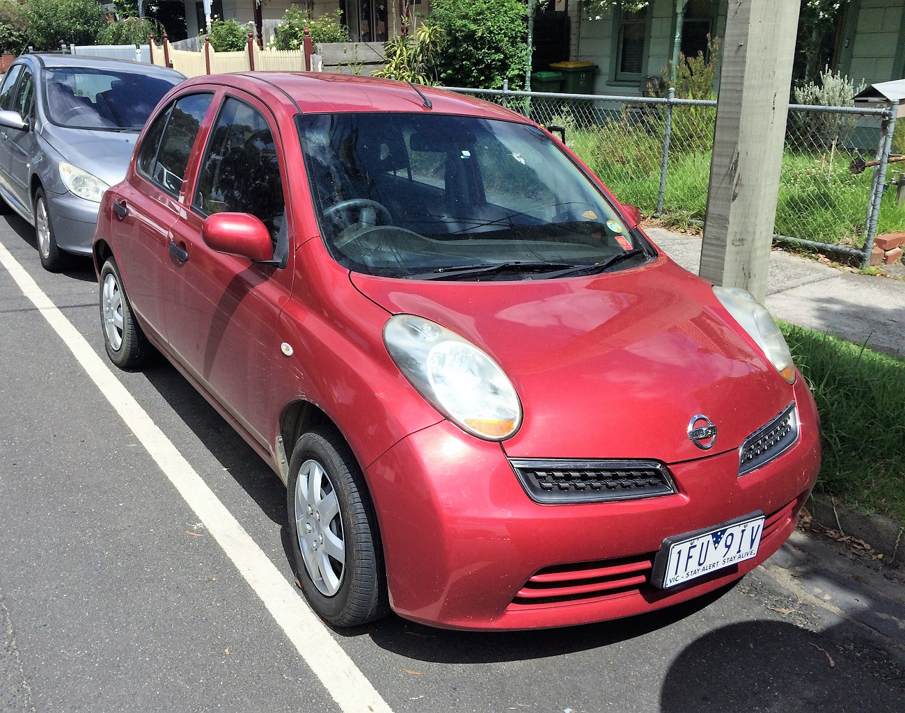 Picture of Sophia's 2010 Nissan Micra
