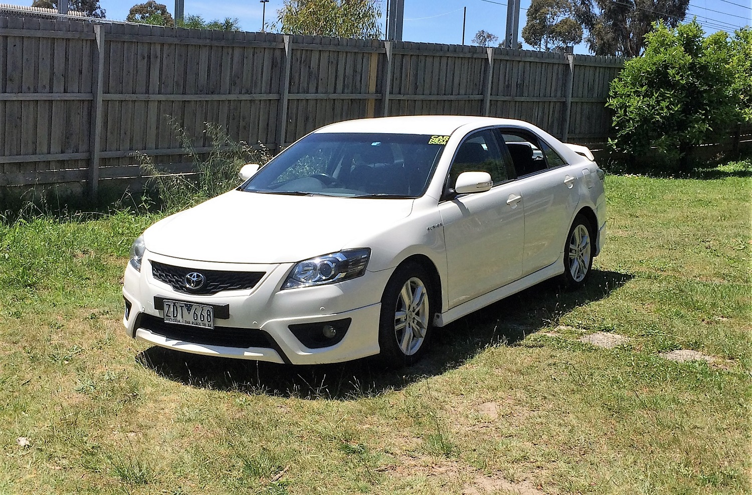 Picture of Doreen's 2010 Toyota Aurion Sportivo