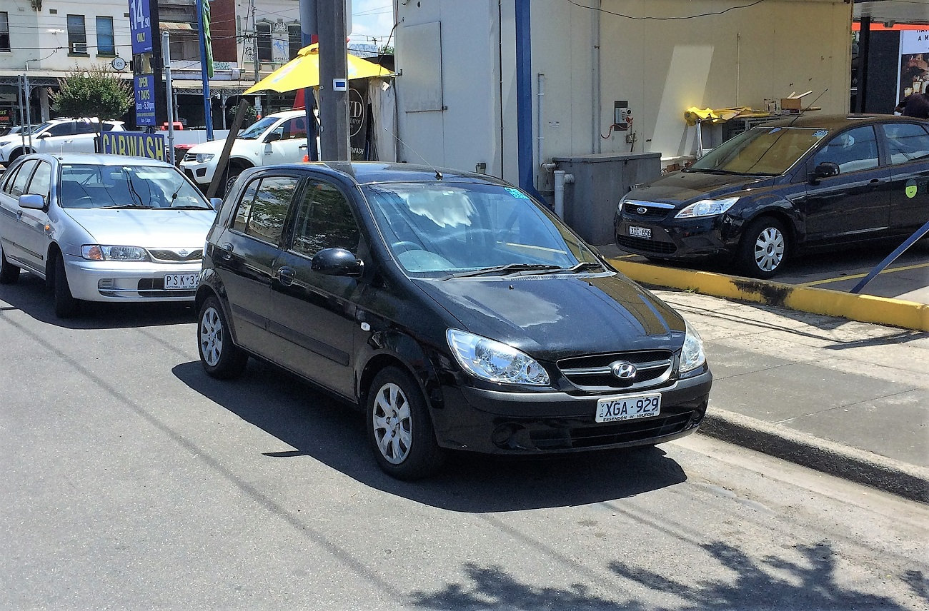 Picture of Francesco's 2009 Hyundai Getz