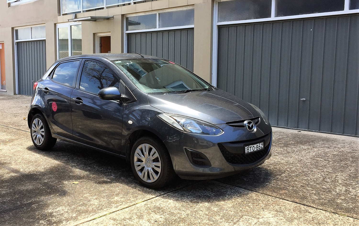 Picture of Brett's 2010 Mazda 2