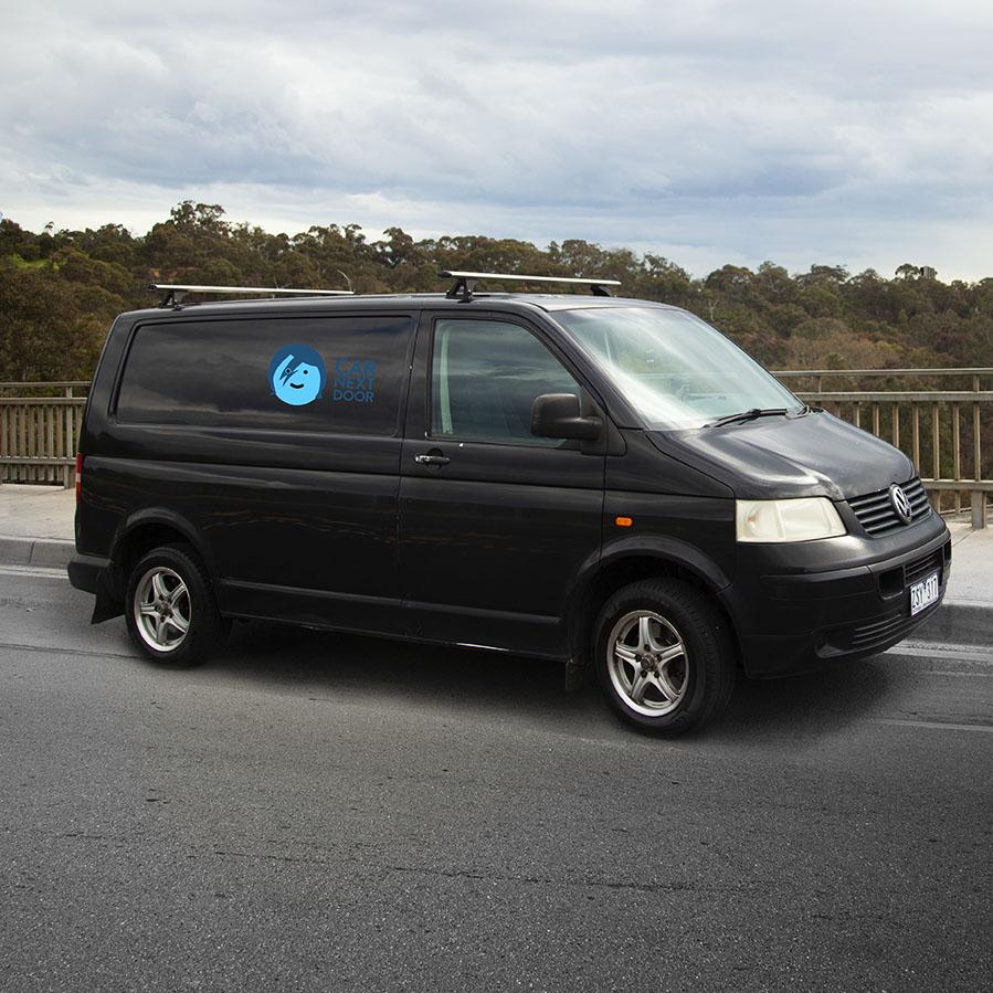 Picture of Daniel's 2006 Volkswagen Transporter T5