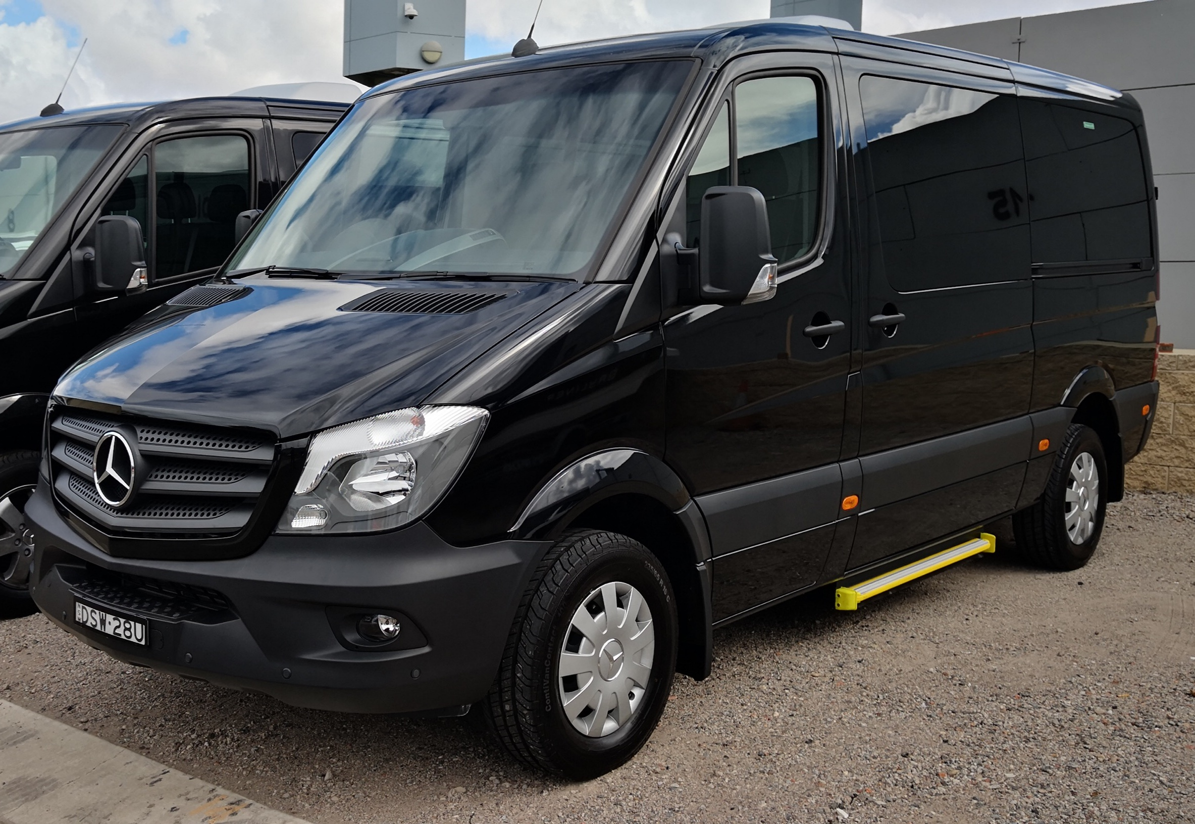 Picture of Zi's 2017 Mercedes-Benz Sprinter