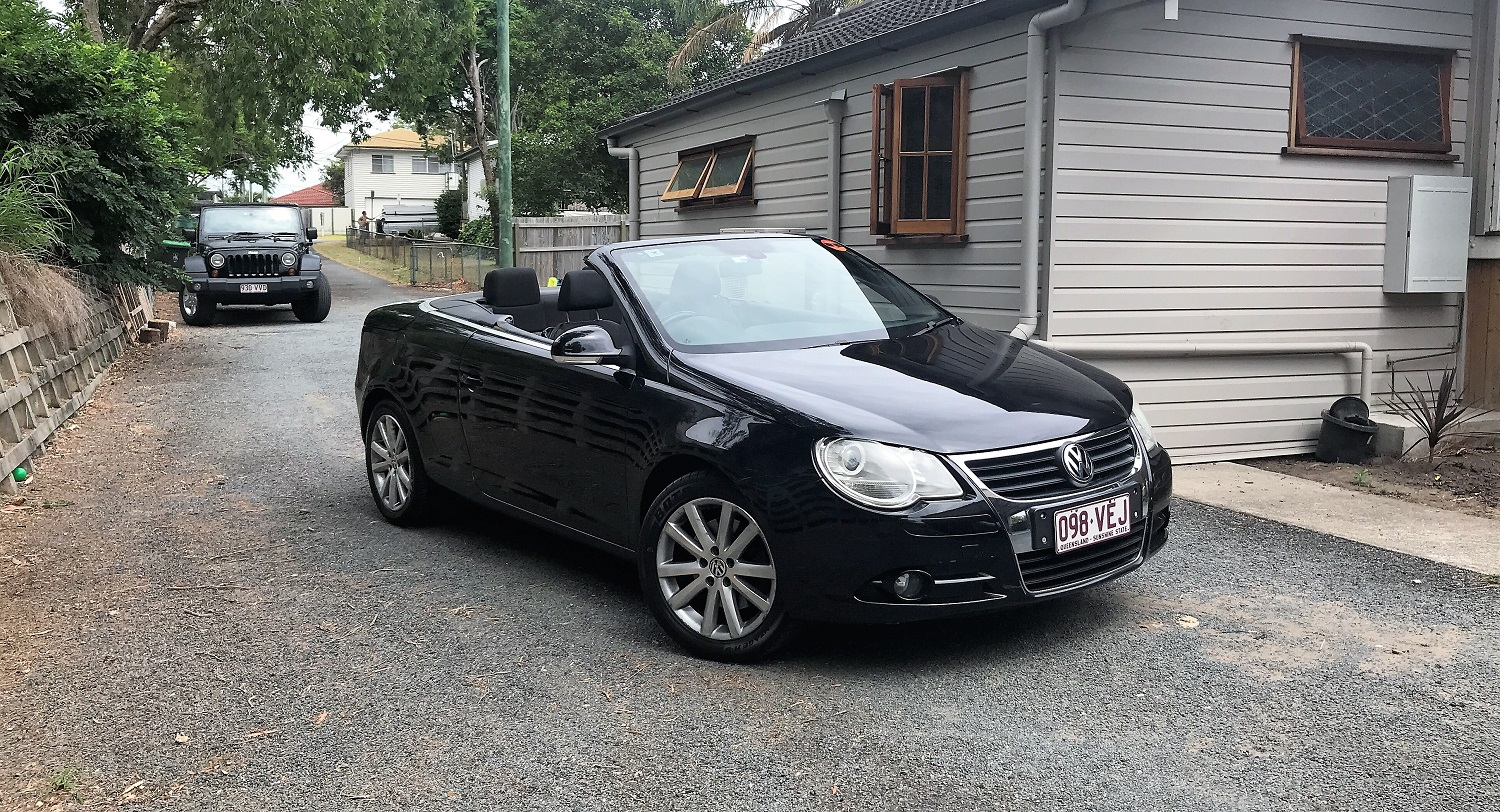 Picture of Laura's 2008 Volkswagen Eos