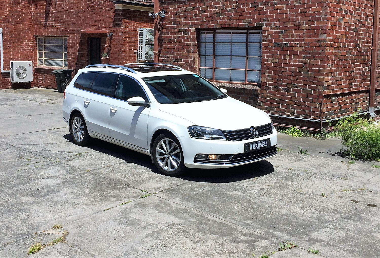 Picture of Sally's 2013 Volkswagen Passat