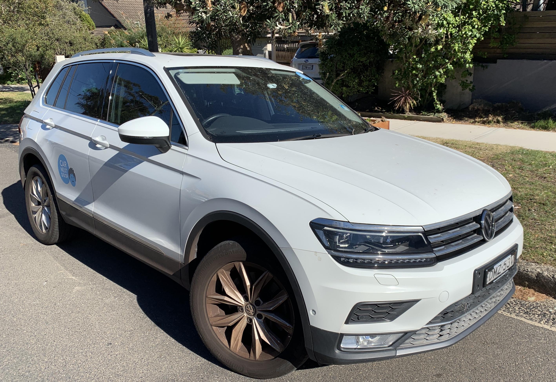 Picture of Samuel's 2017 Volkswagen Tiguan
