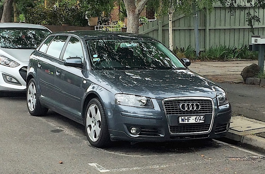 Picture of Andrew's 2008 Audi A3