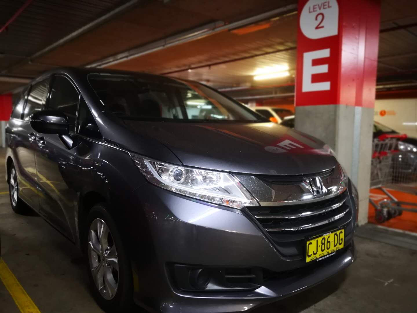 Picture of Zi's 2017 Honda Odyssey